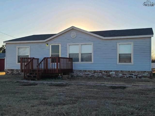 220 Cartwright Road, Wichita Falls, TX 76306 (MLS #159455) :: WichitaFallsHomeFinder.com