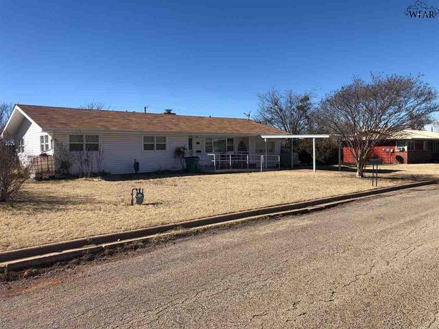 103 S Crescent Drive, Electra, TX 76360 (MLS #159456) :: Bishop Realtor Group