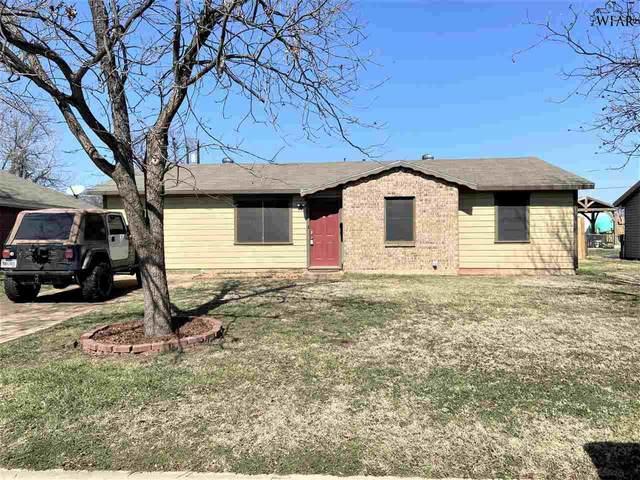 4104 Palomino Street, Wichita Falls, TX 76306 (MLS #159460) :: WichitaFallsHomeFinder.com