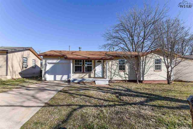 1214 Bandera Boulevard, Wichita Falls, TX 76301 (MLS #159464) :: Bishop Realtor Group