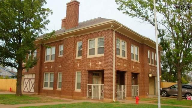 1715 Giddings Street, Wichita Falls, TX 76301 (MLS #159468) :: Bishop Realtor Group