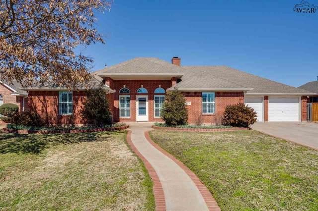 4 Brady Court, Iowa Park, TX 76367 (MLS #159469) :: Bishop Realtor Group