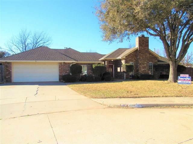 5 Chimney Rock Court, Wichita Falls, TX 76310 (MLS #159470) :: Bishop Realtor Group