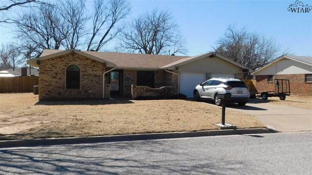 1212 Danberry Street, Burkburnett, TX 76354 (MLS #159471) :: Bishop Realtor Group