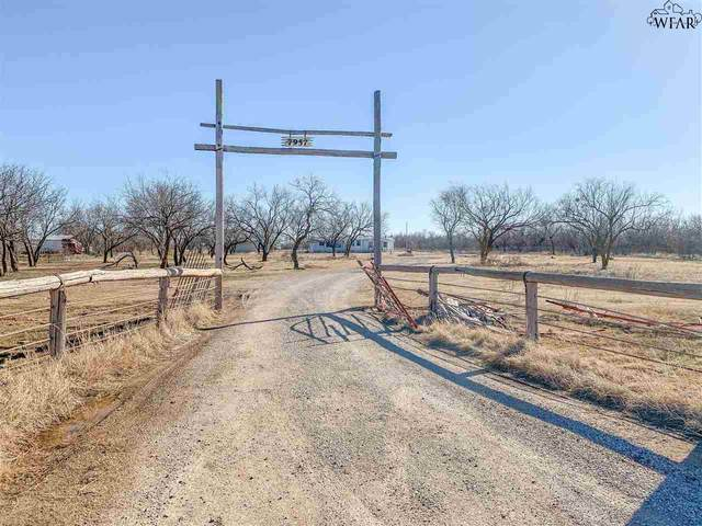 7957 Headquarters Road, Electra, TX 76360 (MLS #159473) :: Bishop Realtor Group