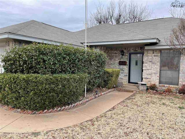 908 Sugarbush Lane, Burkburnett, TX 76354 (MLS #159476) :: Bishop Realtor Group