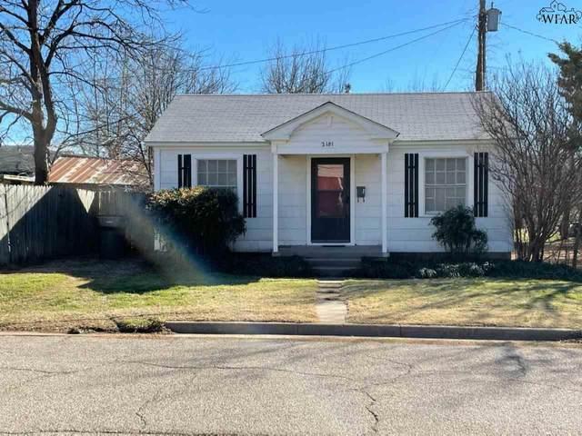 2181 Avenue K, Wichita Falls, TX 76309 (MLS #159477) :: Bishop Realtor Group