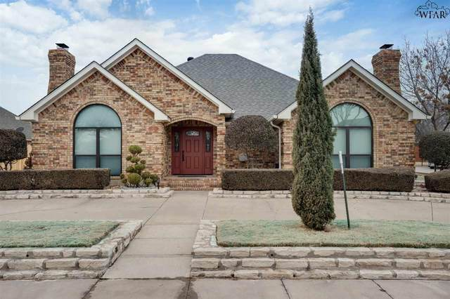 4610 Willow Bend Drive, Wichita Falls, TX 76310 (MLS #159478) :: Bishop Realtor Group