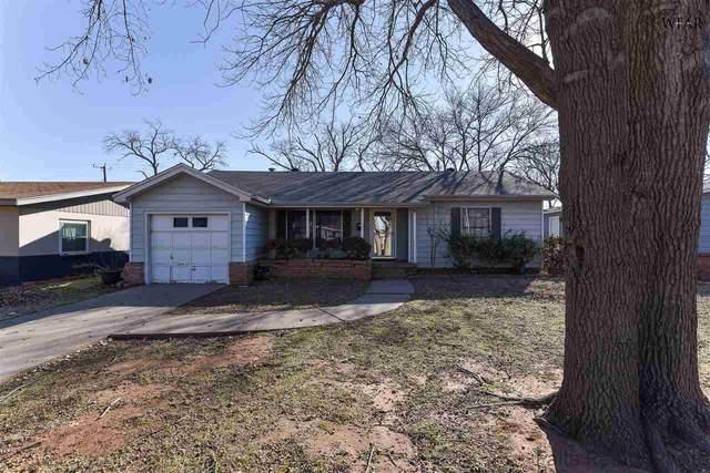 4729 Alamo Drive, Wichita Falls, TX 76302 (MLS #159482) :: WichitaFallsHomeFinder.com