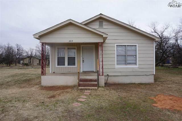 203 Front Street, Wichita Falls, TX 76301 (MLS #159488) :: WichitaFallsHomeFinder.com