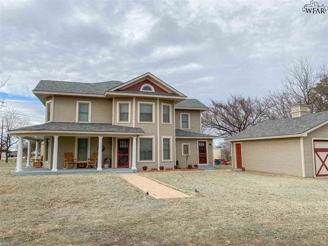 104 E Park Street, Henrietta, TX 76365 (MLS #159527) :: Bishop Realtor Group