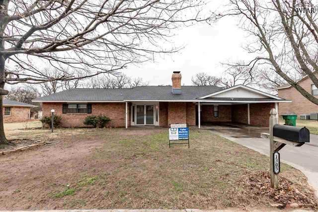 1305 Raborn Drive, Bowie, TX 76230 (MLS #159534) :: Bishop Realtor Group