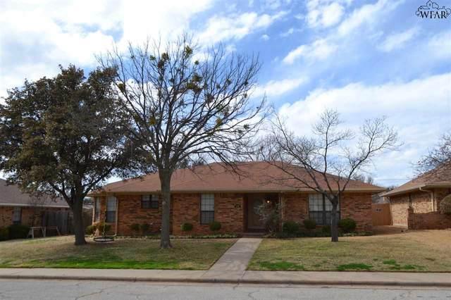 4308 Arnold Drive, Wichita Falls, TX 76302 (MLS #159535) :: Bishop Realtor Group