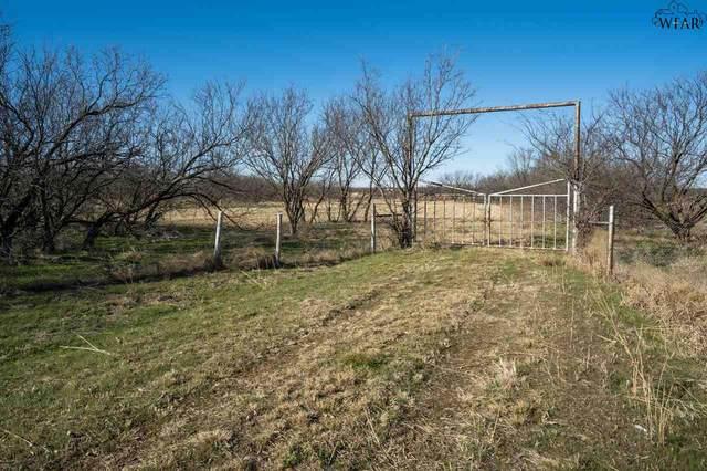 0 Peterson Road, Iowa Park, TX 76367 (MLS #159543) :: Bishop Realtor Group