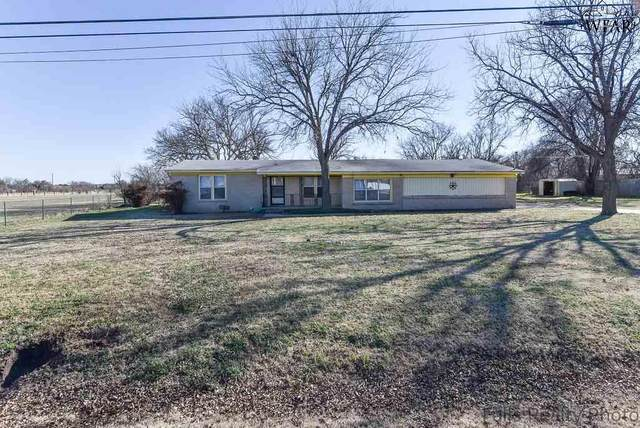 3317 Duty Lane, Wichita Falls, TX 76306 (MLS #159553) :: WichitaFallsHomeFinder.com