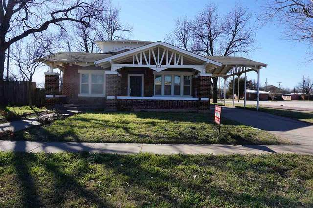 202 S Avenue D, Olney, TX 76374 (MLS #159557) :: WichitaFallsHomeFinder.com