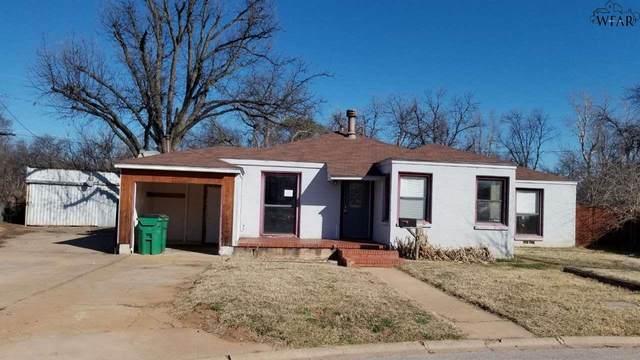 109 Rose Street, Burkburnett, TX 76354 (MLS #159586) :: Bishop Realtor Group