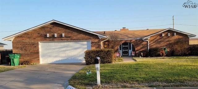 1065 Jan Lee Drive, Burkburnett, TX 76354 (MLS #159719) :: Bishop Realtor Group