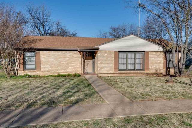 606 N Wall Street, Iowa Park, TX 76367 (MLS #159727) :: Bishop Realtor Group