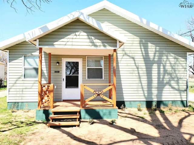545 W 3RD STREET, Burkburnett, TX 76354 (MLS #159729) :: Bishop Realtor Group