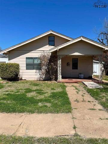2140 Avenue G, Wichita Falls, TX 76309 (MLS #159738) :: Bishop Realtor Group