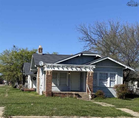 1612 Collins Avenue, Wichita Falls, TX 76301 (MLS #159773) :: Bishop Realtor Group