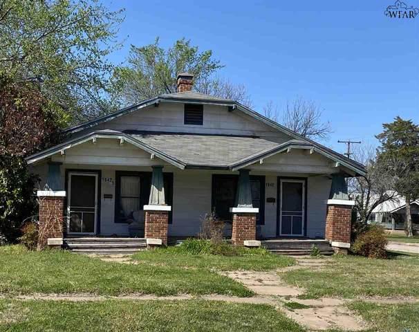 1642 Elizabeth Avenue, Wichita Falls, TX 76310 (MLS #159778) :: Bishop Realtor Group