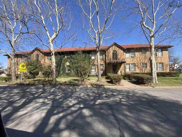 1109 Harrison Street, Wichita Falls, TX 76301 (MLS #159779) :: Bishop Realtor Group