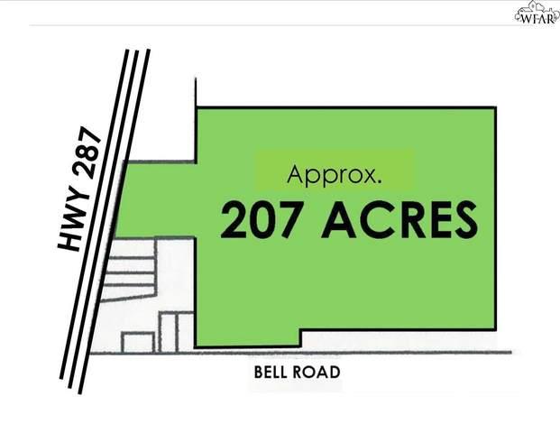 US Hwy 287, Iowa Park, TX 76367 (MLS #159797) :: Bishop Realtor Group