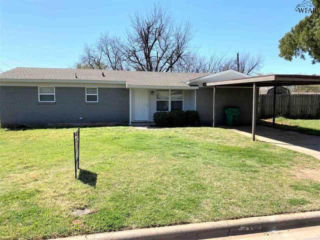 107 Hope Lane, Iowa Park, TX 76367 (MLS #159830) :: Bishop Realtor Group