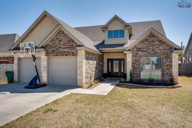 17 Harley Court, Iowa Park, TX 76367 (MLS #159852) :: WichitaFallsHomeFinder.com