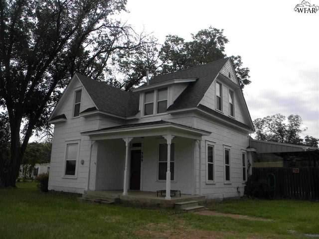 309 W 3RD STREET, Burkburnett, TX 76354 (MLS #159855) :: Bishop Realtor Group