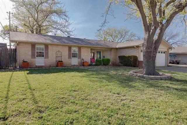 4664 Sierra Madre Drive, Wichita Falls, TX 76310 (MLS #159858) :: Bishop Realtor Group