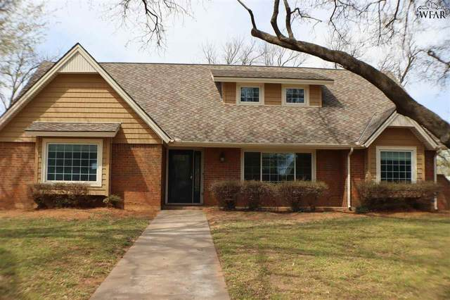 4 Sycamore Circle, Burkburnett, TX 76354 (MLS #159860) :: Bishop Realtor Group