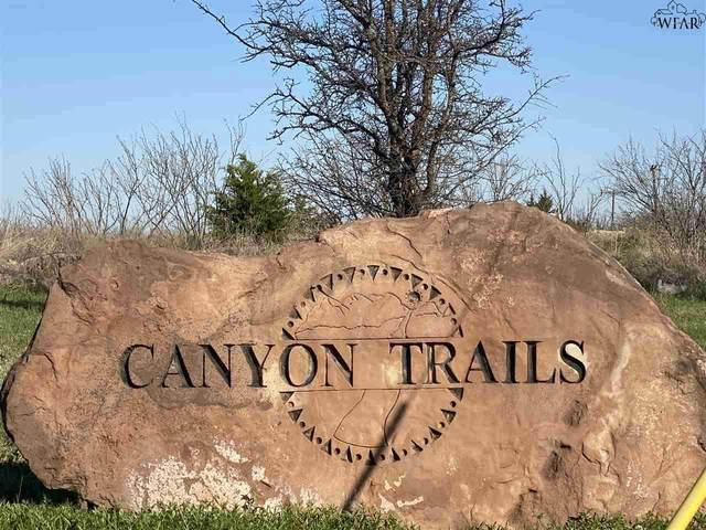4209 Canyon Trails Drive, Wichita Falls, TX 76309 (MLS #159870) :: WichitaFallsHomeFinder.com