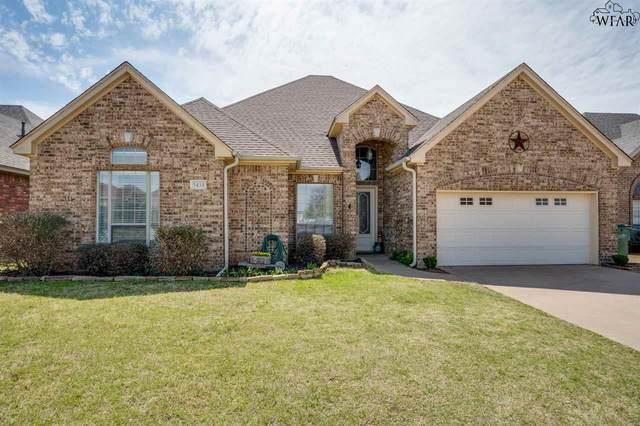 5433 Prairie Lace Lane, Wichita Falls, TX 76310 (MLS #159876) :: Bishop Realtor Group