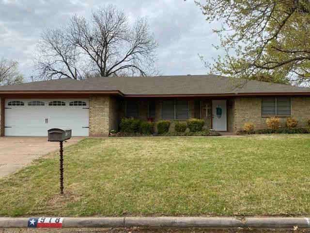 918 Kiowa Drive, Burkburnett, TX 76354 (MLS #159882) :: Bishop Realtor Group