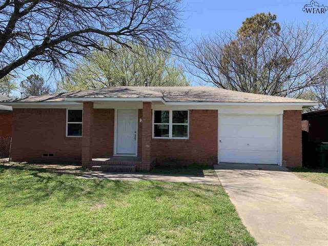 305 County Road, Burkburnett, TX 76354 (MLS #159891) :: Bishop Realtor Group