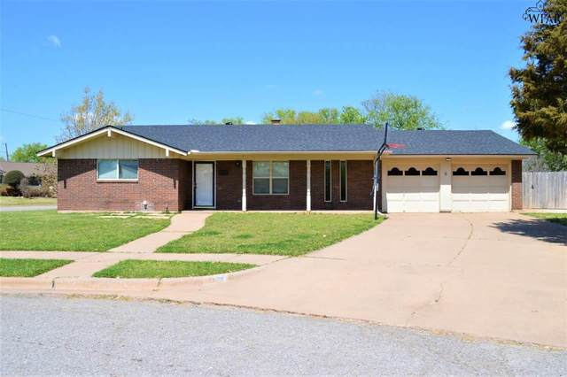 6 Kevin Circle, Wichita Falls, TX 76306 (MLS #159899) :: Bishop Realtor Group