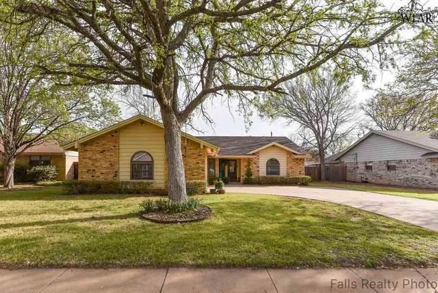 4808 Eldorado Drive, Wichita Falls, TX 76310 (MLS #159900) :: Bishop Realtor Group