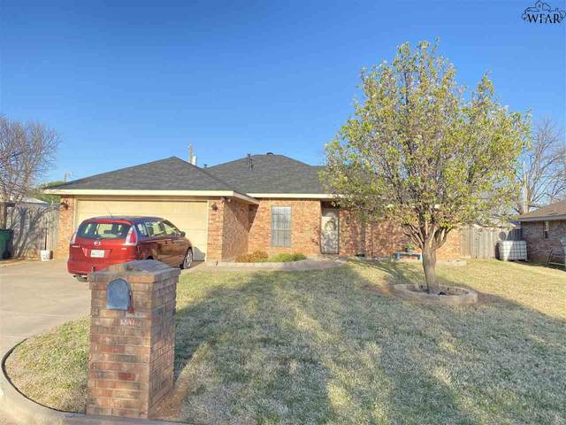 1211 Lisa Lane, Burkburnett, TX 76354 (MLS #159904) :: Bishop Realtor Group