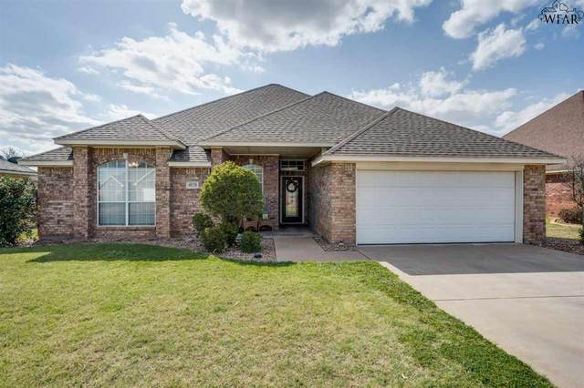 4828 Olympic Drive, Wichita Falls, TX 76310 (MLS #159905) :: Bishop Realtor Group