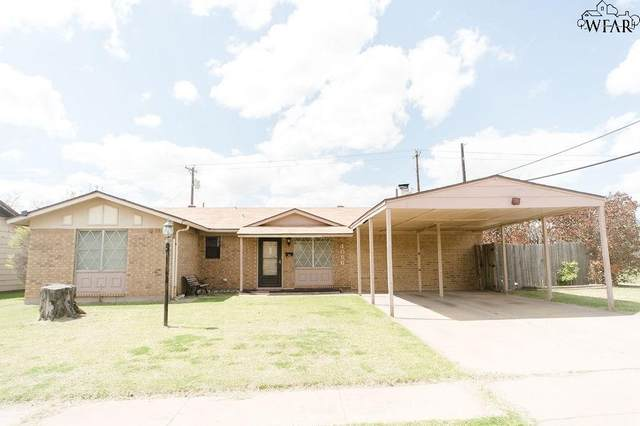 4056 Hooper Drive, Wichita Falls, TX 76306 (MLS #159907) :: Bishop Realtor Group