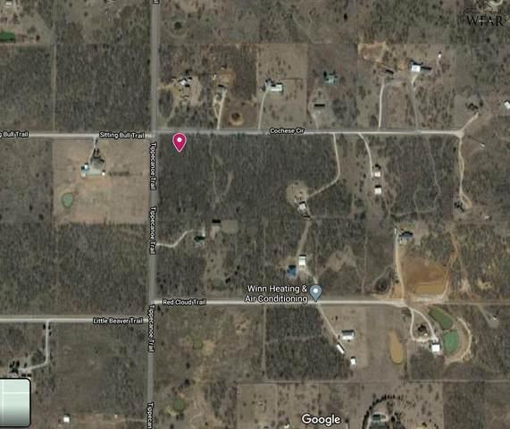0 Tippecanoe Trail, Wichita Falls, TX 76310 (MLS #159916) :: Bishop Realtor Group