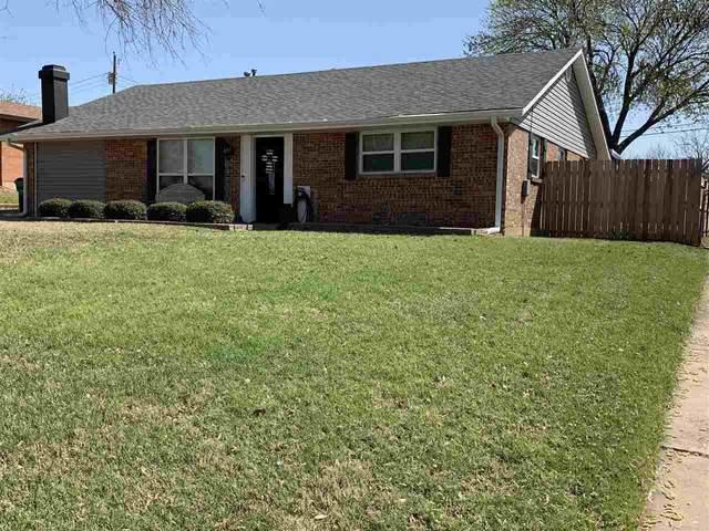 1607 Karen Lane, Iowa Park, TX 76367 (MLS #159929) :: WichitaFallsHomeFinder.com