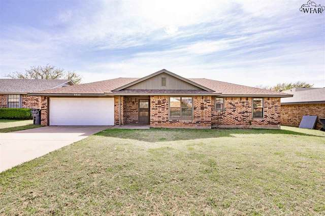 5520 Russell Drive, Wichita Falls, TX 76306 (MLS #159935) :: Bishop Realtor Group