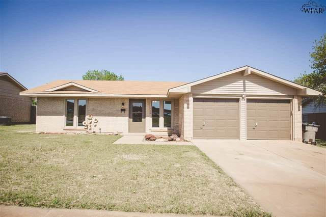 4818 Sonora Drive, Wichita Falls, TX 76310 (MLS #159938) :: Bishop Realtor Group