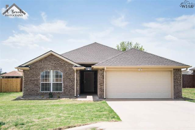 604 Charlotte Avenue, Burkburnett, TX 76354 (MLS #159942) :: Bishop Realtor Group