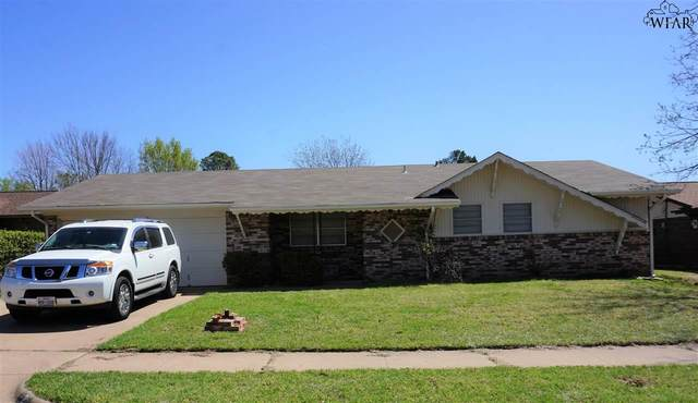 2 Billie Circle, Wichita Falls, TX 76306 (MLS #159943) :: Bishop Realtor Group