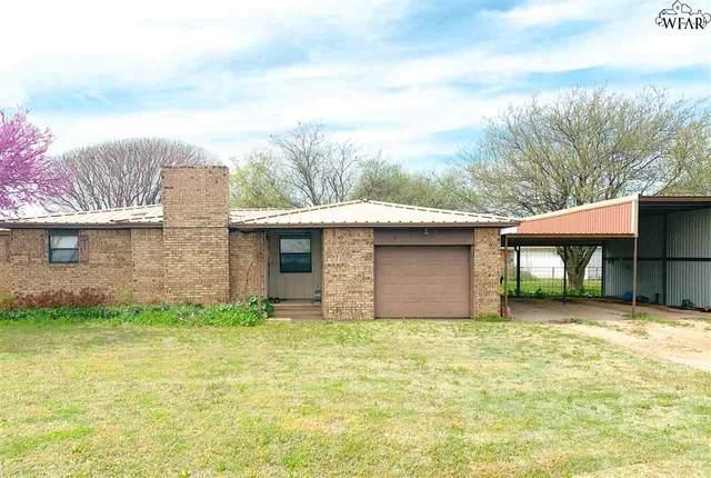 8870 Fm 2393, Wichita Falls, TX 76305 (MLS #159945) :: Bishop Realtor Group